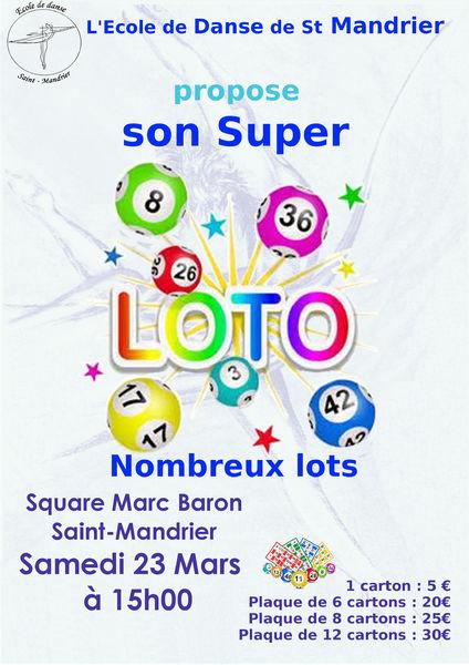 Super loto à Saint-Mandrier-sur-Mer - 0