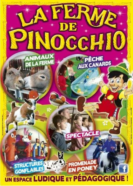 La Ferme de Pinocchio à Ollioules - 0