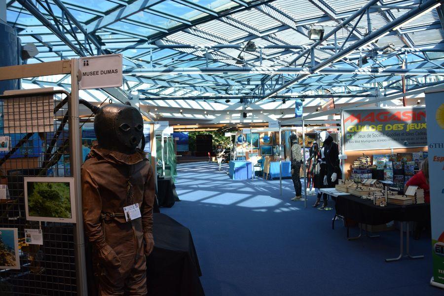 Galathéa, Festival International du monde marin à Hyères - 4