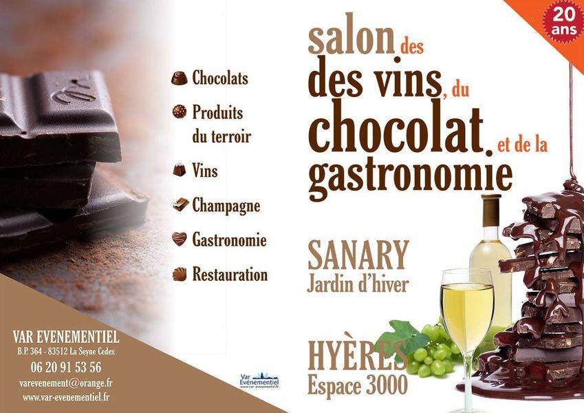Salon du chocolat des vins et de la gastronomie à Hyères - 0