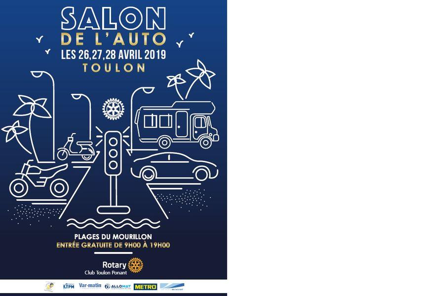 Salon de l'Auto et du véhicule motorisé à Toulon - 0