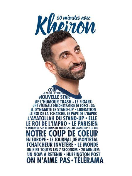 Spectacle de Kheiron à La Seyne-sur-Mer - 0