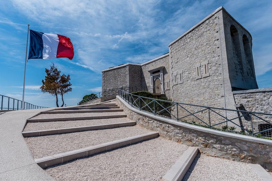 Visite du Mémorial du Débarquement et de la Libération de Provence à Toulon - 0