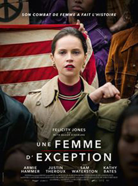 Journée internationale des femmes : cinéma «Une femme d'exception» à Saint-Mandrier-sur-Mer - 0