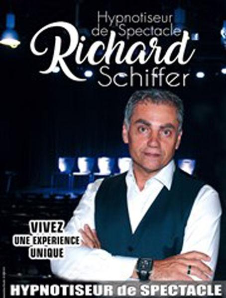 Richard Schiffer, spectacle d'hypnose «Au-delà de votre imaginaire» à La Seyne-sur-Mer - 0