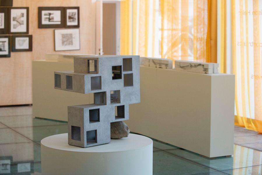 Expositions d'architectures à Hyères - 4