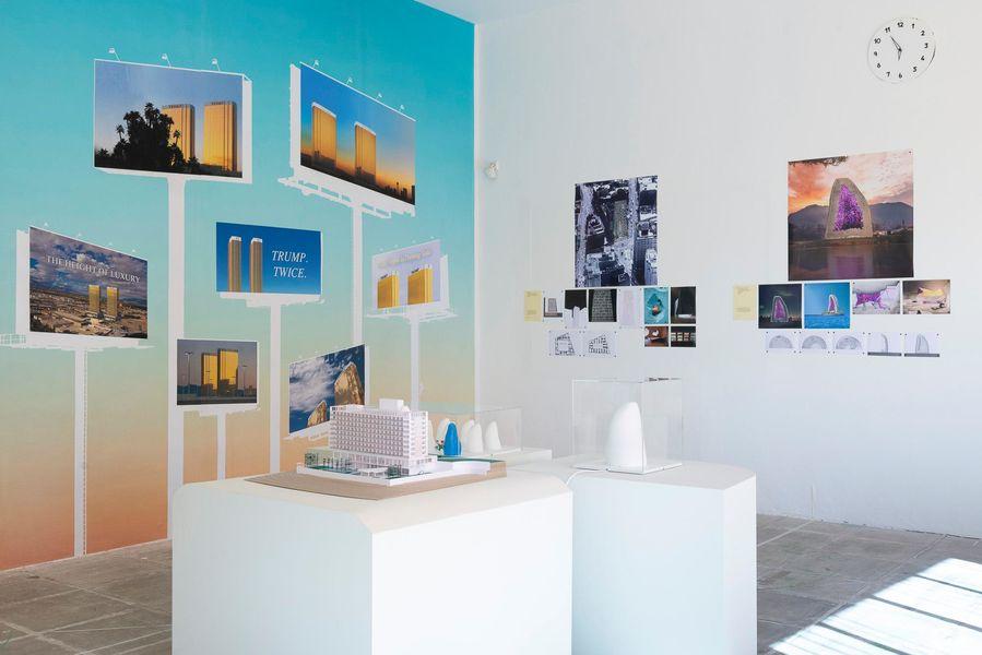 Expositions d'architectures à Hyères - 0