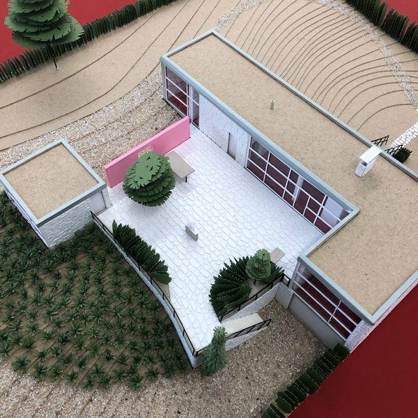 Expositions d'architectures à Hyères - 14