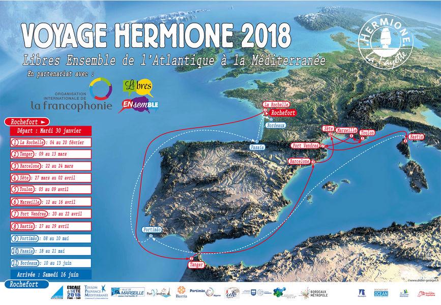 L'Hermione en escale à Toulon à Toulon - 0