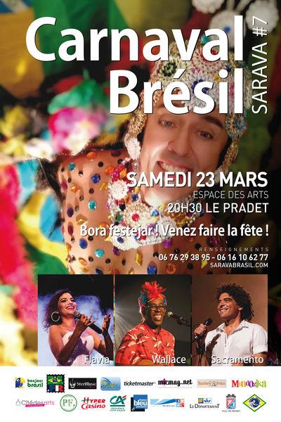 Carnaval Brésil Savara #7 à Le Pradet - 0