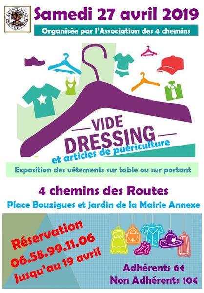 Vide-dressing des 4 Chemins des Routes à Toulon - 0