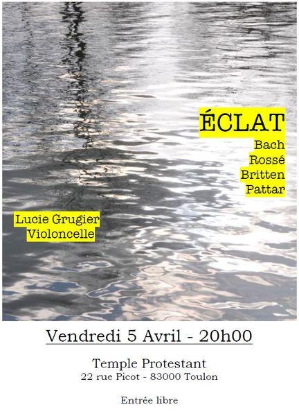 Concert « Éclat » à Toulon - 0