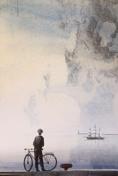 Artistes à découvrir / Yann Letestu et Andreas Vanpoucke à Toulon - 1