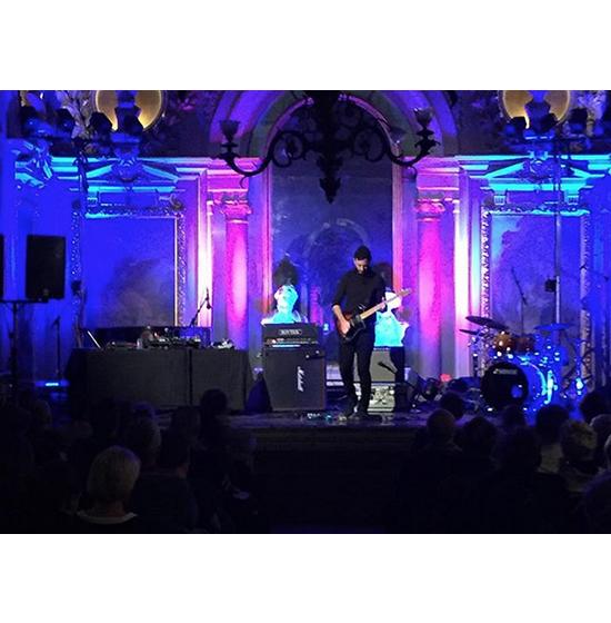 Artistes à découvrir / Bara Bandai & Vincent Jolit « Lectures improvisées et guitare électrique » à Toulon - 0