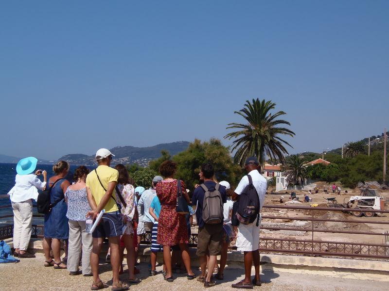 Visites du site archéologique d'Olbia à Hyères - 5