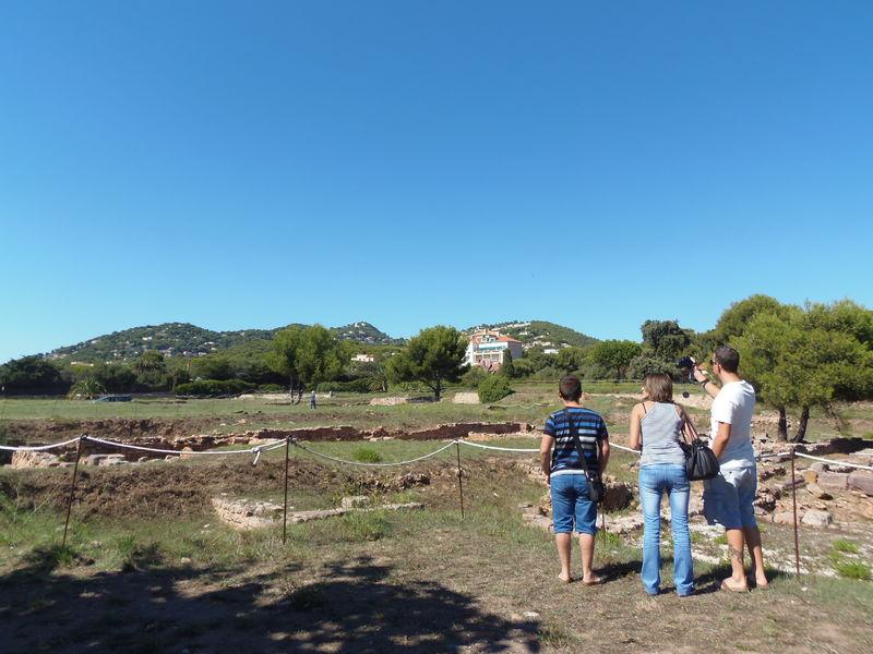 Visites du site archéologique d'Olbia à Hyères - 6