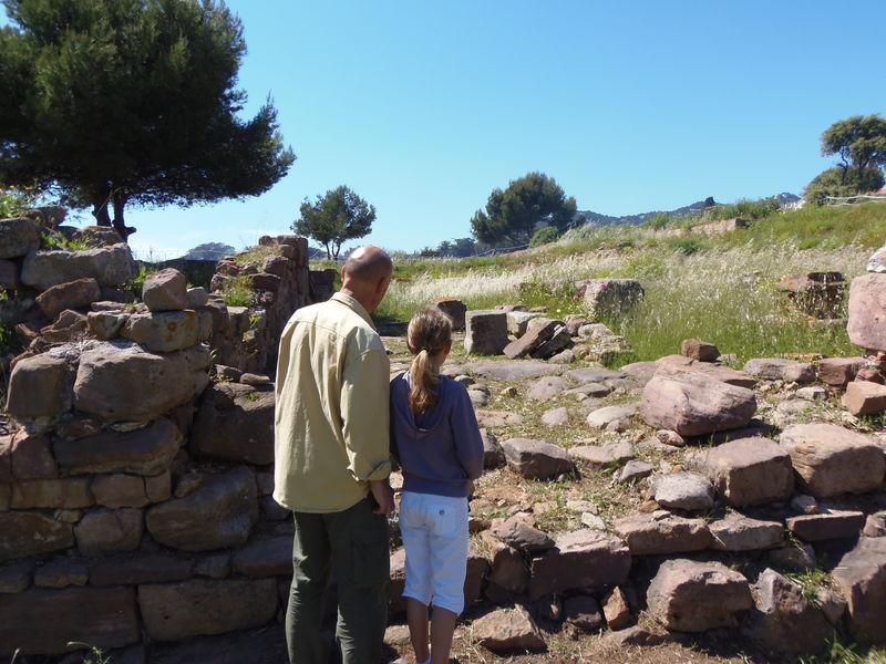 Visites du site archéologique d'Olbia à Hyères - 11
