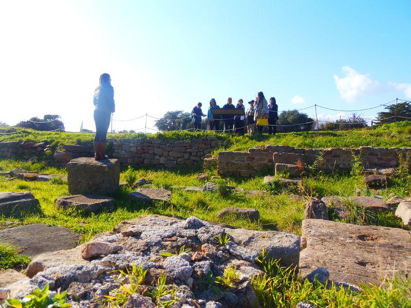 Visites du site archéologique d'Olbia à Hyères - 8