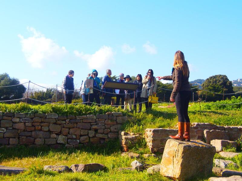 Visites du site archéologique d'Olbia à Hyères - 12