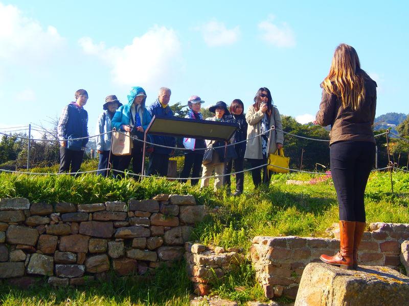 Visites du site archéologique d'Olbia à Hyères - 4