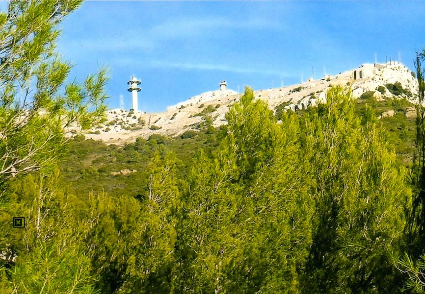 Le Mont Caume à Le Revest-les-Eaux - 0
