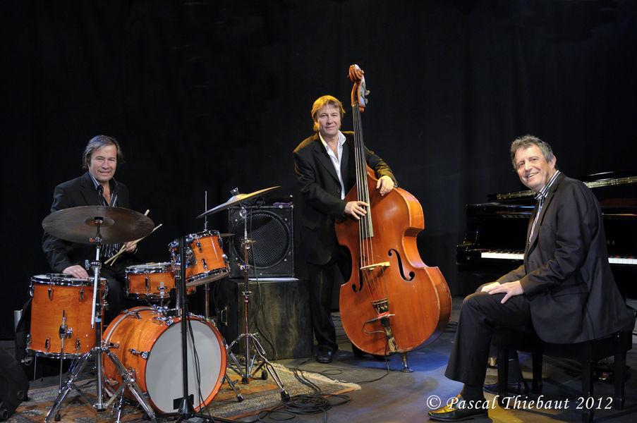 concert de jazz «Philippe Duchemin Trio» à La Seyne-sur-Mer - 0