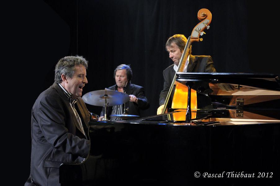 concert de jazz «Philippe Duchemin Trio» à La Seyne-sur-Mer - 1