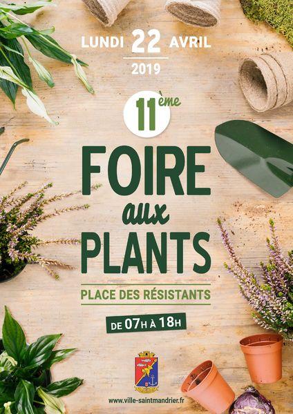 11è foire aux plants à Saint-Mandrier-sur-Mer - 0