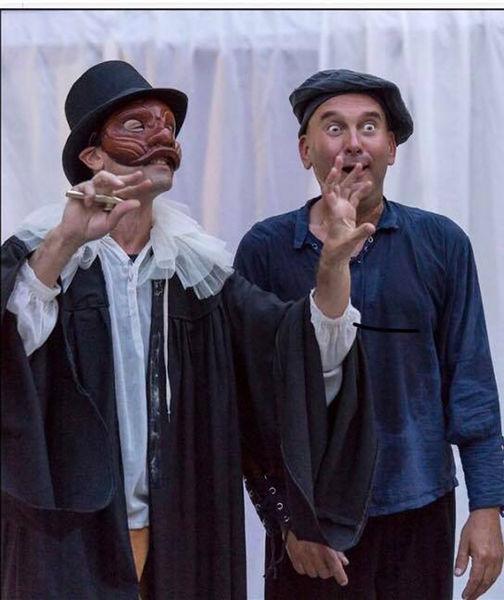 Théâtre «Le Médecin Volant» (Comedia del Arte) à Saint-Mandrier-sur-Mer - 0