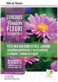 Concours Toulon fleuri