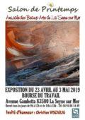 Salon de Printemps de l'Amicale des Beaux-Arts de La Seyne