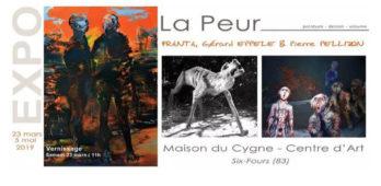 Agenda exposition maison du cygne centre d'art Six Fours