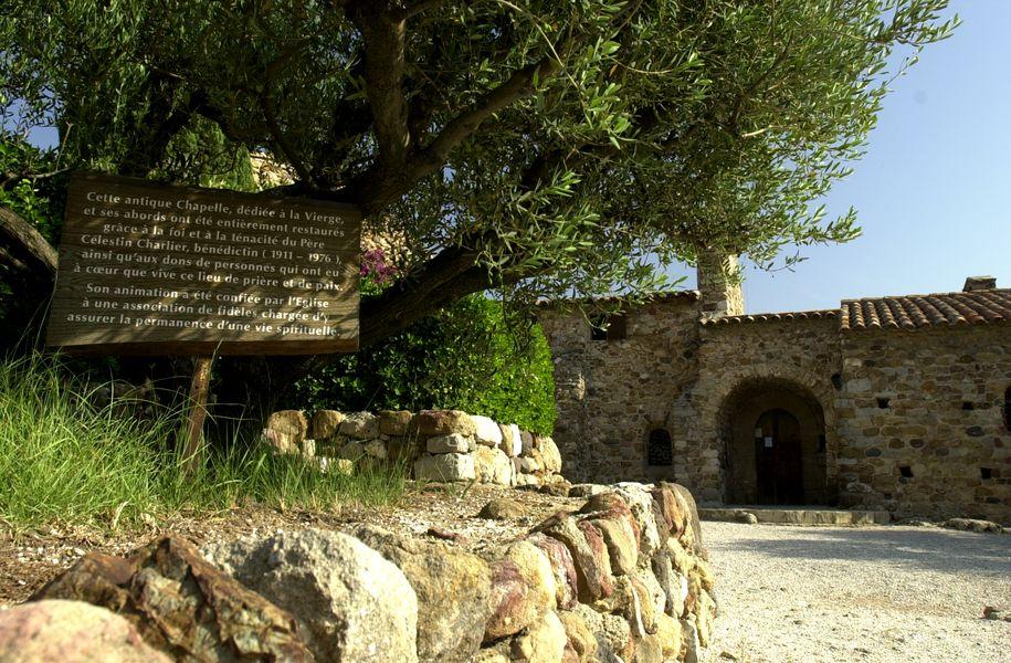 Randonnée Notre Dame de Pépiole à Six-Fours-les-Plages - 1