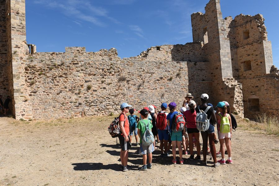 Enquête au château (visite guidée spécial enfants) à Hyères - 4