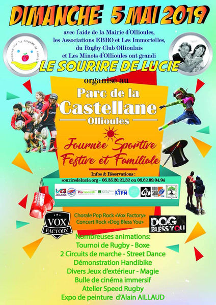 Journée sportive, festive et familiale à Ollioules - 0