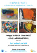Exposition «Abstraction et suggestion»