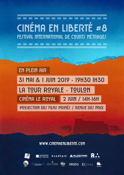 Festival – Cinéma en liberté #8 à Toulon - 0