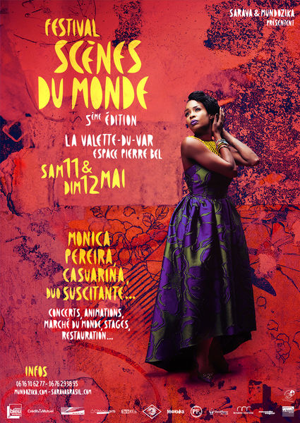 Festival scènes du monde 5e édition à La Valette-du-Var - 0