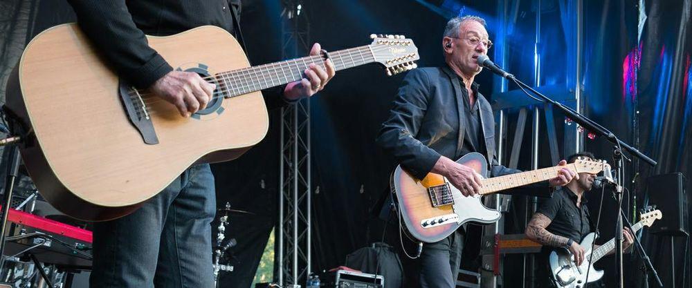 Concert Michael Jones et ses musiciens à Hyères - 0