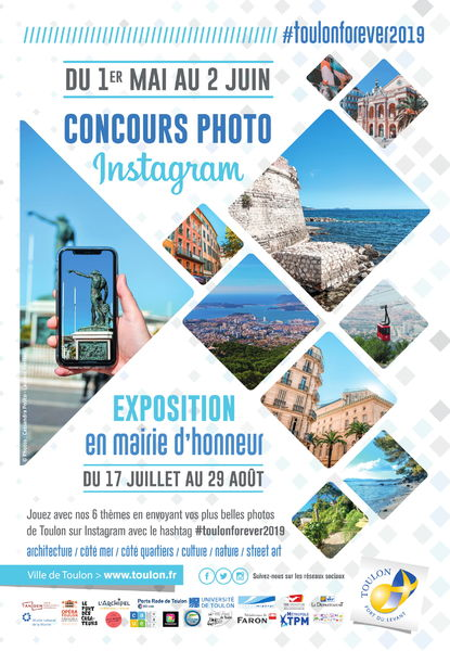 Exposition « Toulon forever 2019 » à Toulon - 0