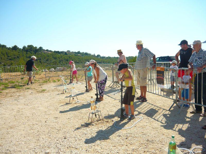 10è festival des fusées à eau à Ollioules - 1