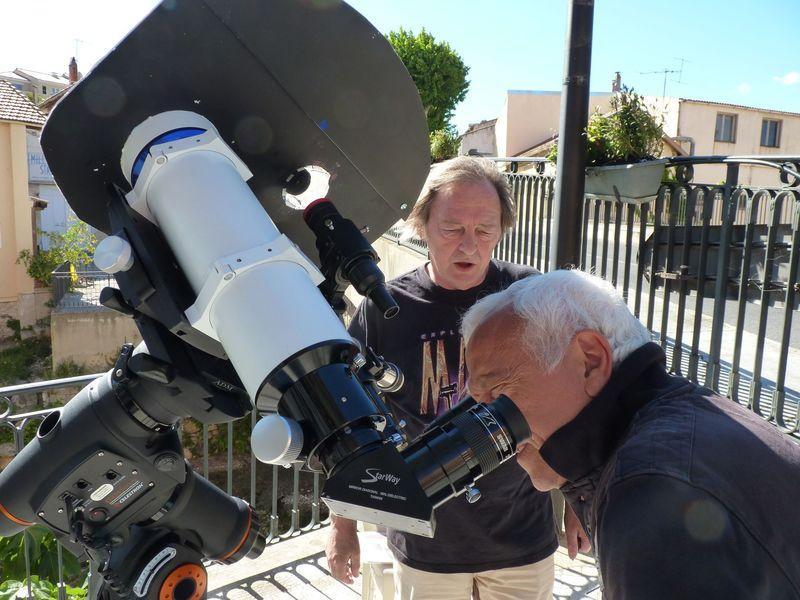 Raconte moi les étoiles : l'exploration spatiale 2019 à Ollioules - 2