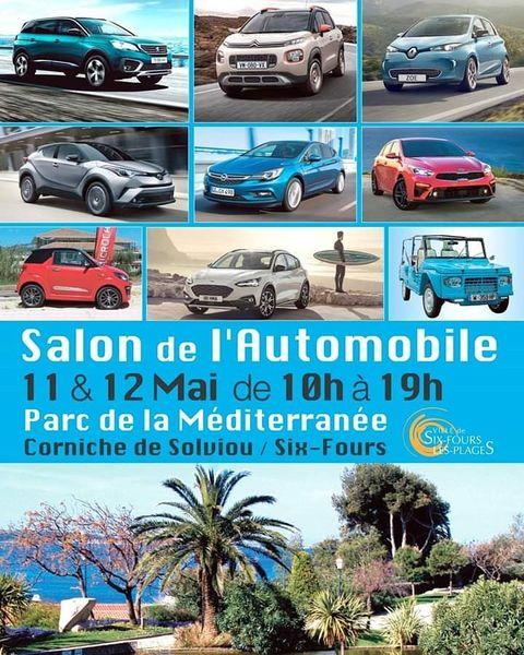 Salon de l'automobile à Six-Fours-les-Plages - 0