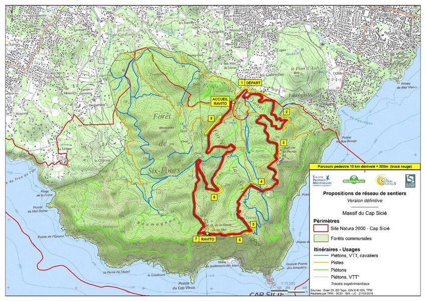 6e randonnée VTT nocturne : Les Fantômes du Mai à La Seyne-sur-Mer - 2