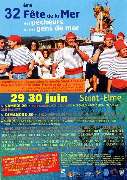 32è Fête de la Mer, des pêcheurs et des gens de mer à La Seyne-sur-Mer - 0