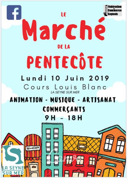 Marché de la Pentecôte à La Seyne-sur-Mer - 0