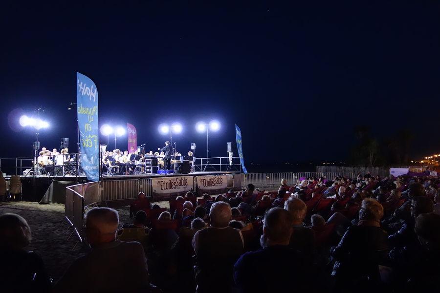 Festival Les étoiles sur le sable: «Hommage à Nougaro» à Hyères - 0