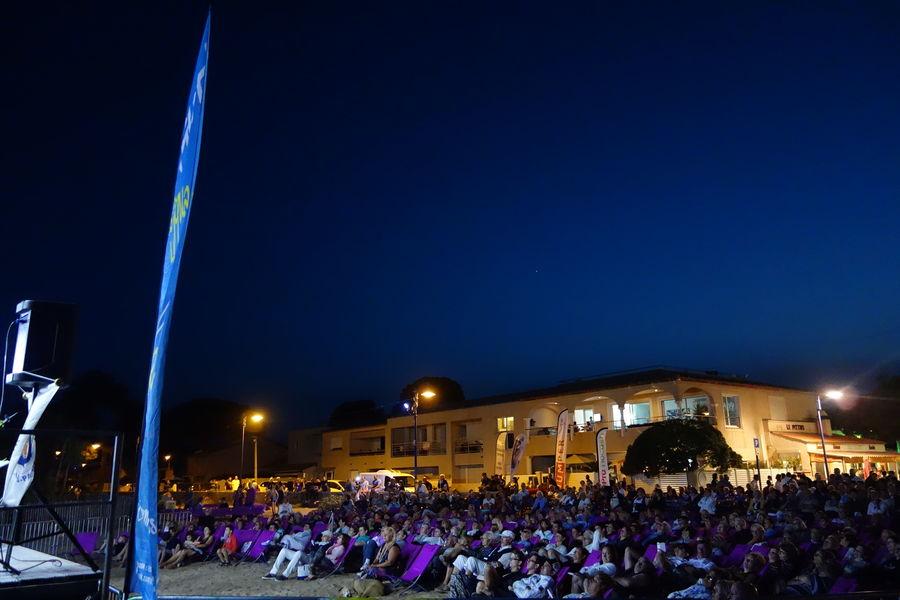 Festival Les étoiles sur le sable: «Hommage à Nougaro» à Hyères - 1