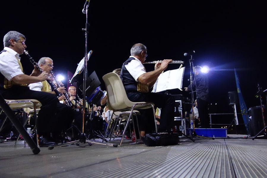 Festival Les étoiles sur le sable: «Hommage à Nougaro» à Hyères - 2