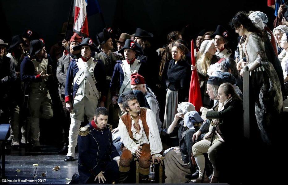 Lyrique – Andrea Chénier à Toulon - 1
